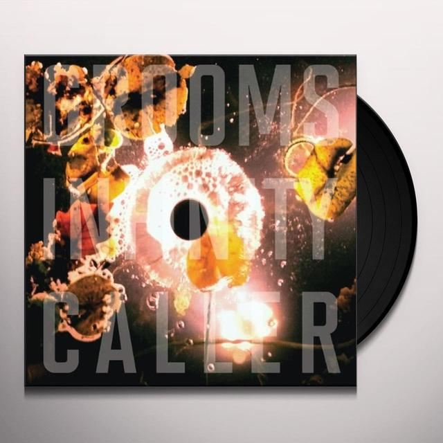 Grooms INFINITY CALLER Vinyl Record - Digital Download Included