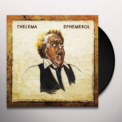 Thelema EPHEMEROL: TRIBUTE TO SCANNERS (LTD) (COLV) (Vinyl)