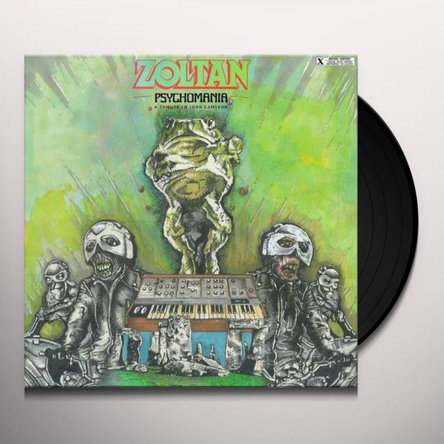 Zoltan PSYCHOMANIA: TRIBUTE TO JOHN CAMERON (LTD) (COLV) (Vinyl)