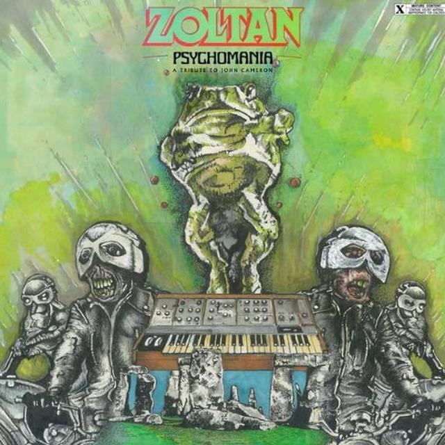 Zoltan PSYCHOMANIA: TRIBUTE TO JOHN CAMERON (LTD) (COLV) (Vinyl)