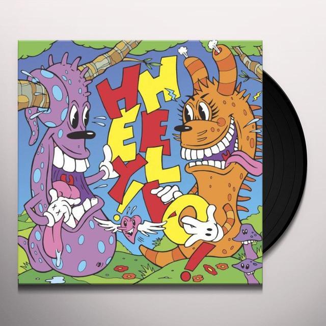 HEY HELLO Vinyl Record
