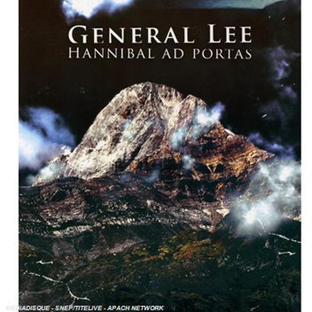 General Lee HANNIBAL AD PORTAS Vinyl Record - Limited Edition