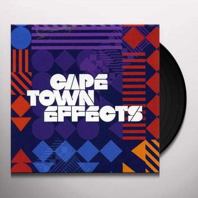 CAPE TOWN EFFECTS Vinyl Record