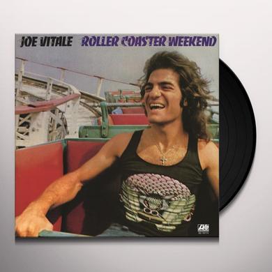 Joe Vitale ROLLER COASTER WEEKEND Vinyl Record - 180 Gram Pressing