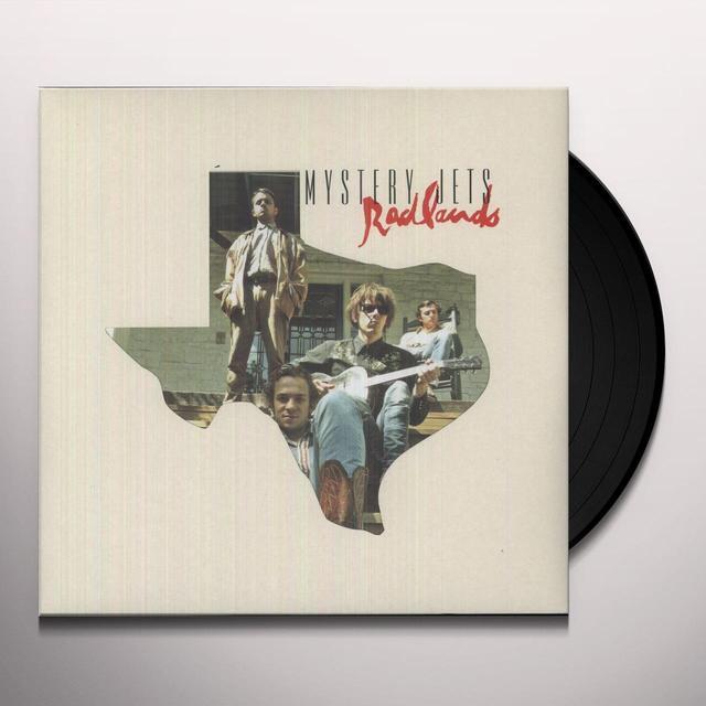 Mystery Jets RADLANDS Vinyl Record - UK Import