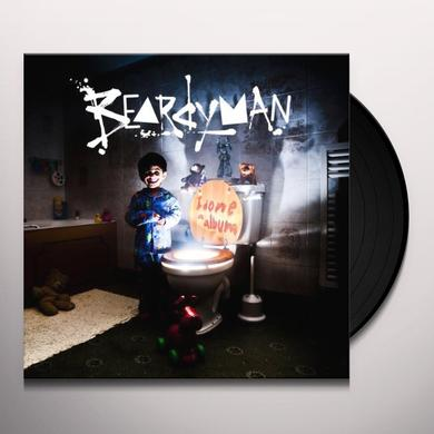 Beardyman I DONE A ALBUM Vinyl Record