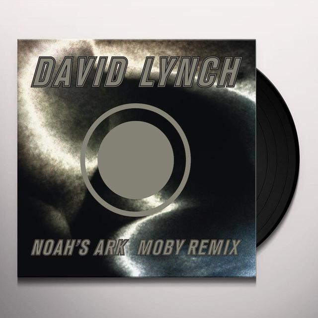 David Lynch NOAH'S ARK (MOBY REMIX) Vinyl Record