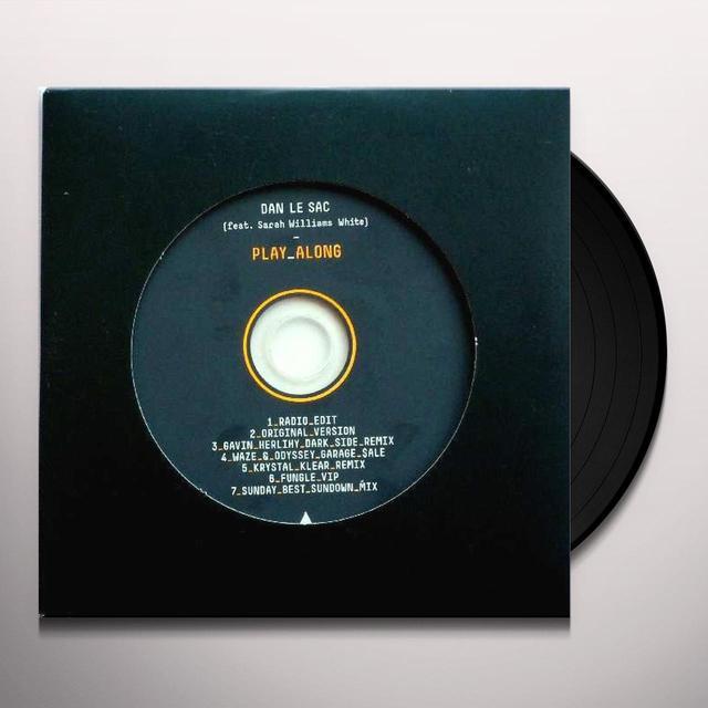 Dan Le Sac PLAY ALONG Vinyl Record