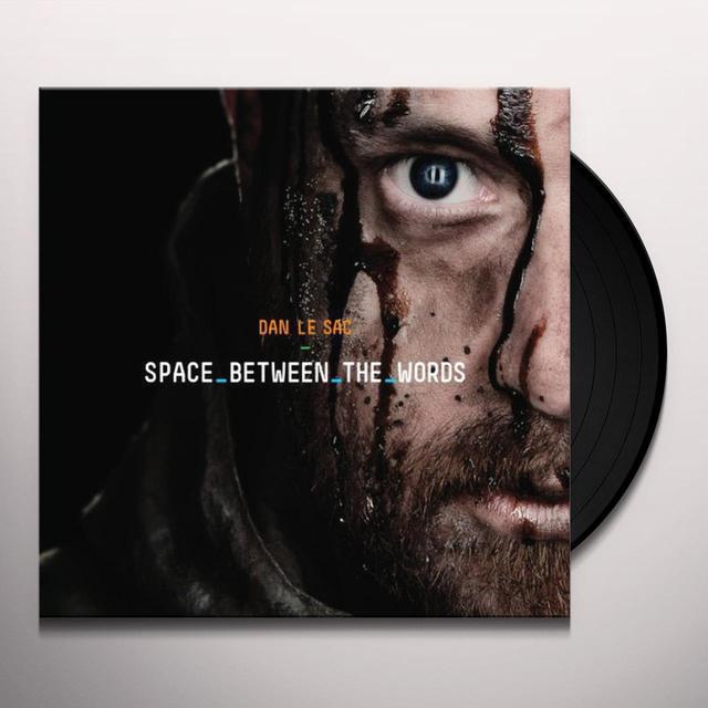 Dan Le Sac SPACE BETWEEN THE WORDS Vinyl Record