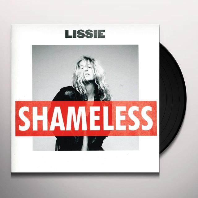 Lissie SHAMELESS Vinyl Record