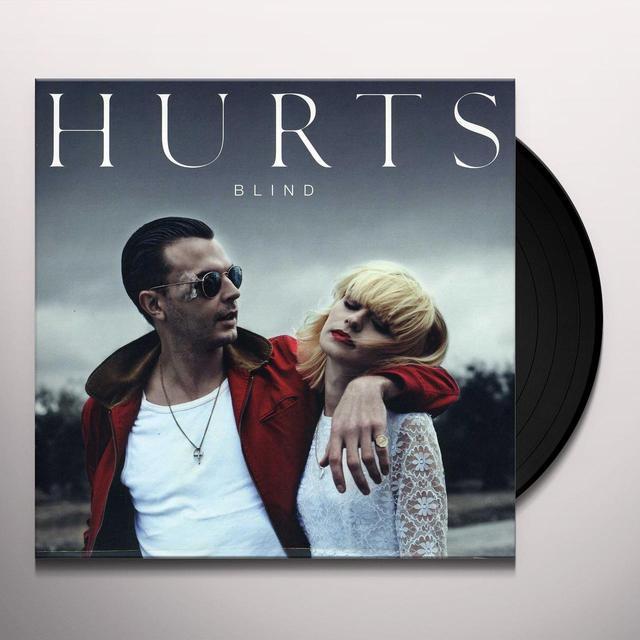 Hurts BLIND Vinyl Record