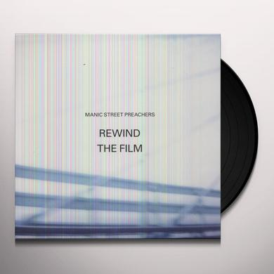 Manic Street Preachers REWIND THE FILM Vinyl Record