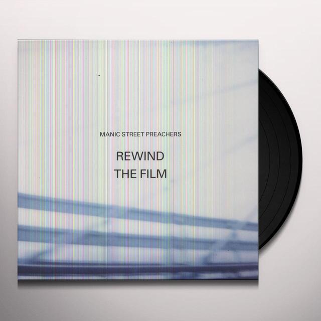 Manic Street Preachers REWIND THE FILM Vinyl Record