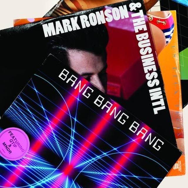 Mark Ronson BANG BANG BANG (Vinyl)