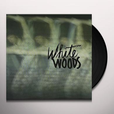 White Woods BIG TALKING Vinyl Record