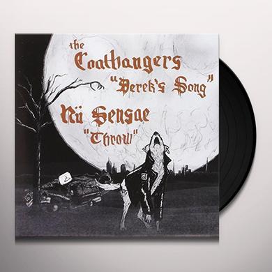 Coathangers / Nu Sensae DEREK'S SONG Vinyl Record
