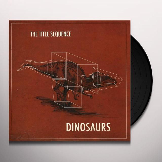 Title Sequence DINOSAURS Vinyl Record