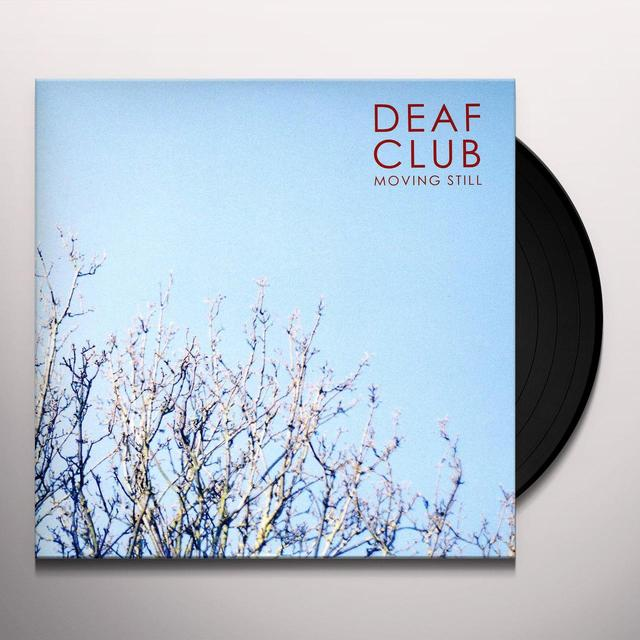 Deaf Club MOVING STILL / LIGHTS Vinyl Record - UK Import