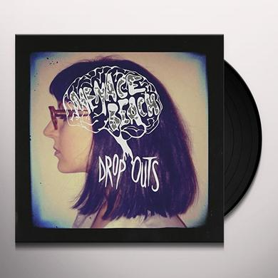 Menace Beach DROP OUTS / TASTES LIKE MEDECINE Vinyl Record