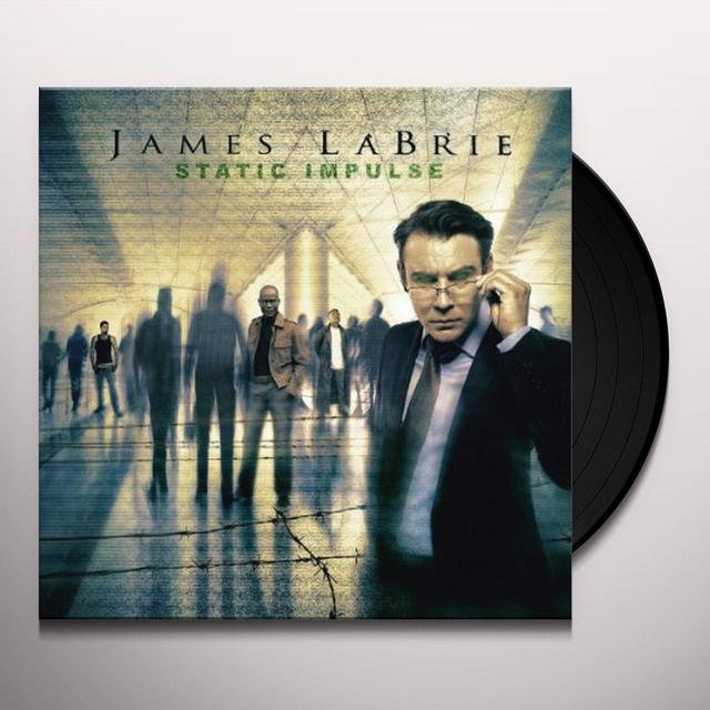 James Labrie STATIC IMPULSE Vinyl Record