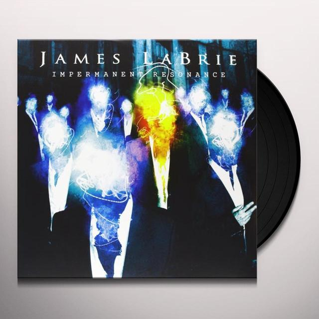 James Labrie IMPERMANENT RESONANCE Vinyl Record