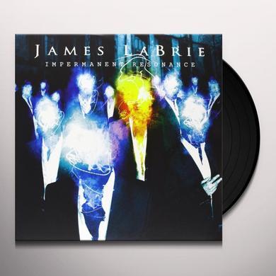 James Labrie IMPERMANENT RESONANCE (BONUS CD) Vinyl Record