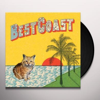 Best Coast CRAZY FOR YOU Vinyl Record
