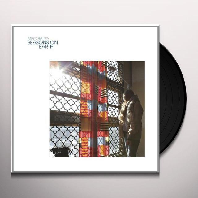 Meg Baird SEASONS ON EARTH Vinyl Record