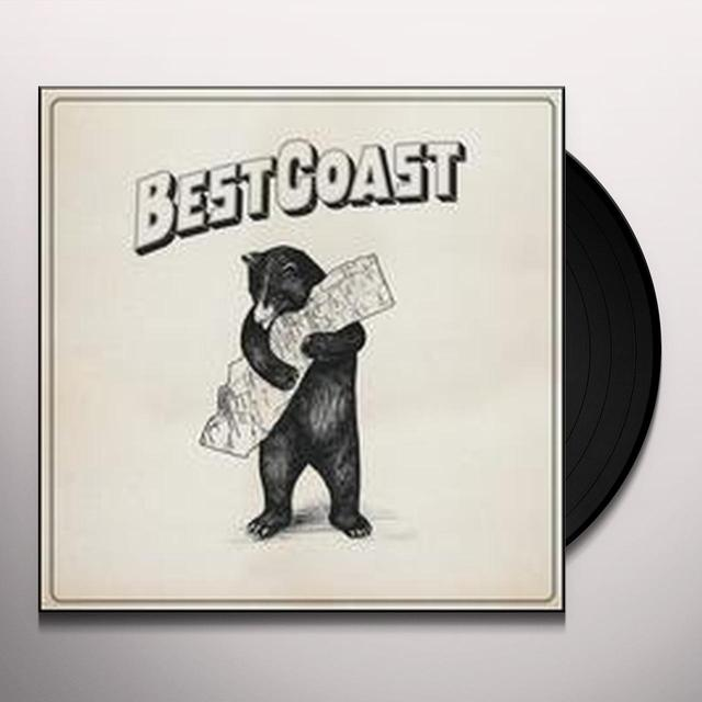 Best Coast ONLY PLACE Vinyl Record - UK Import