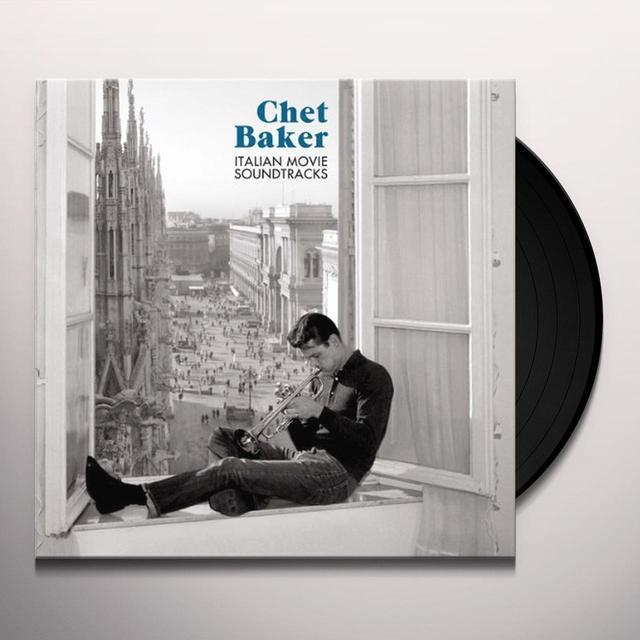 Chet Baker ITALIAN MOVIE SOUNDTRACKS Vinyl Record - 180 Gram Pressing