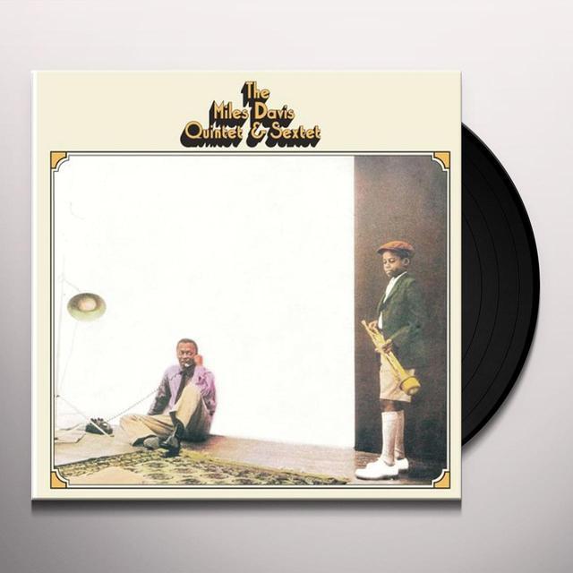 Miles Davis QUINTET & SEXTET Vinyl Record - 180 Gram Pressing