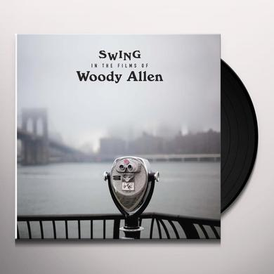 SWINGS IN THE FILMS OF WOODY ALLEN / VARIOUS Vinyl Record