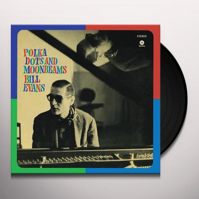Bill Evans POLKA DOTS & MOONBEAMS Vinyl Record