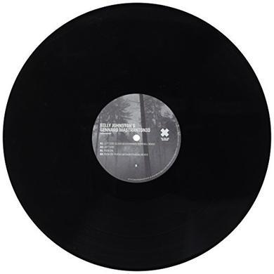 Billy Johnston / Gennaro Mastrantonio LEFT SIDE / PUSH ON Vinyl Record
