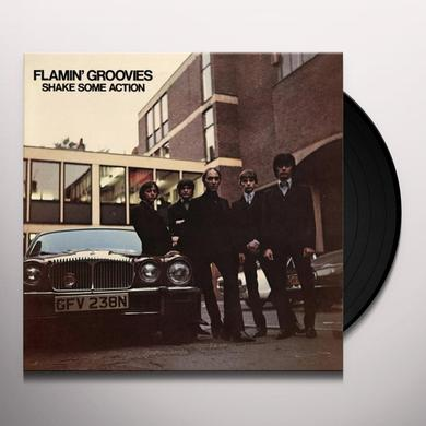 Flamin Groovies SHAKE SOME ACTION Vinyl Record - 180 Gram Pressing