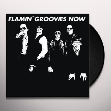 Flamin Groovies NOW Vinyl Record - 180 Gram Pressing