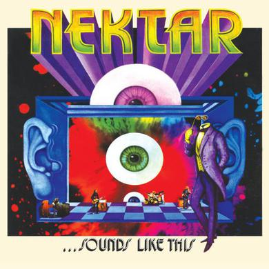 Nektar SOUNDS LIKE THIS Vinyl Record