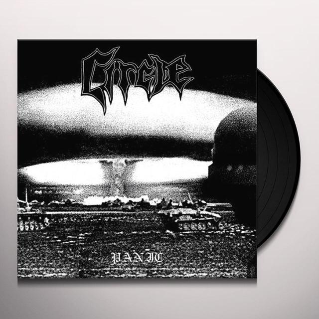 Circle PANIC Vinyl Record