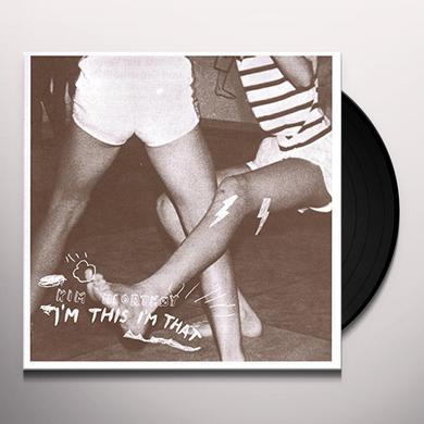 Kim Hiorthoy I'M THIS I'M THAT Vinyl Record