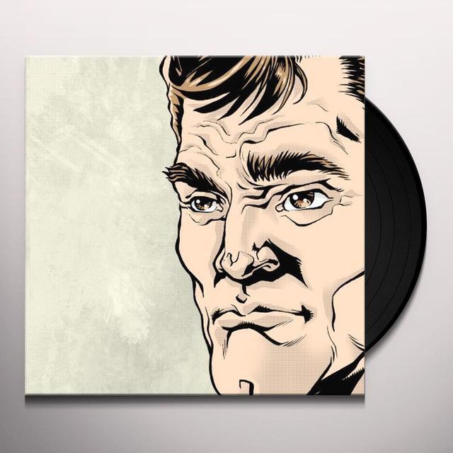 Castle GASFACE Vinyl Record