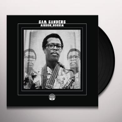 Sam Sanders MIRROR MIRROR Vinyl Record - 180 Gram Pressing