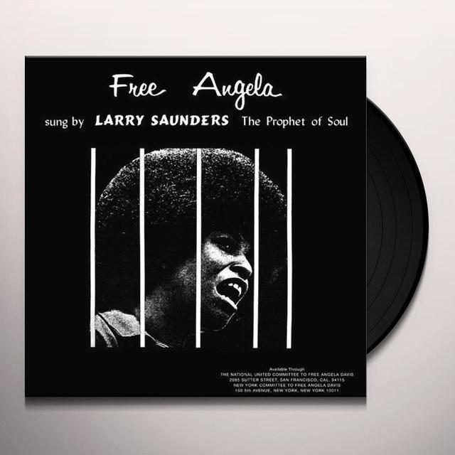 FREE ANGELA / VARIOUS Vinyl Record