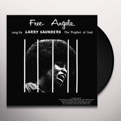 FREE ANGELA / VARIOUS Vinyl Record