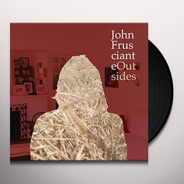 John Frusciante OUTSIDES Vinyl Record