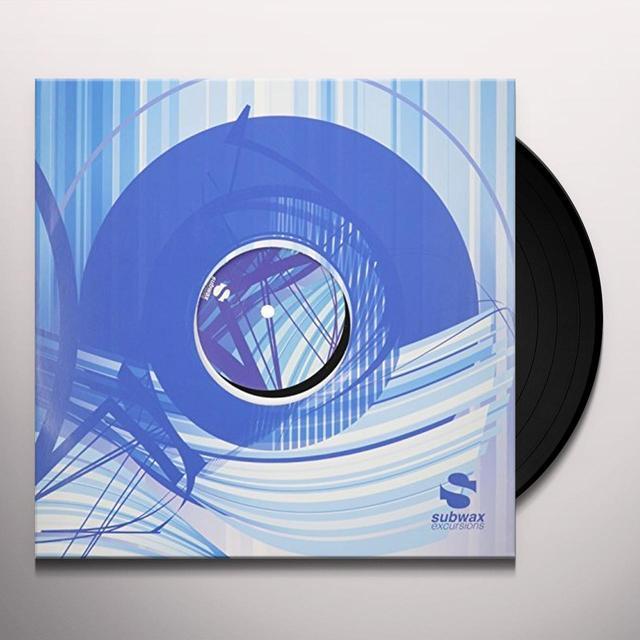 Daren Ager SUMMER IN DETROIT / HALCYON DAYS Vinyl Record