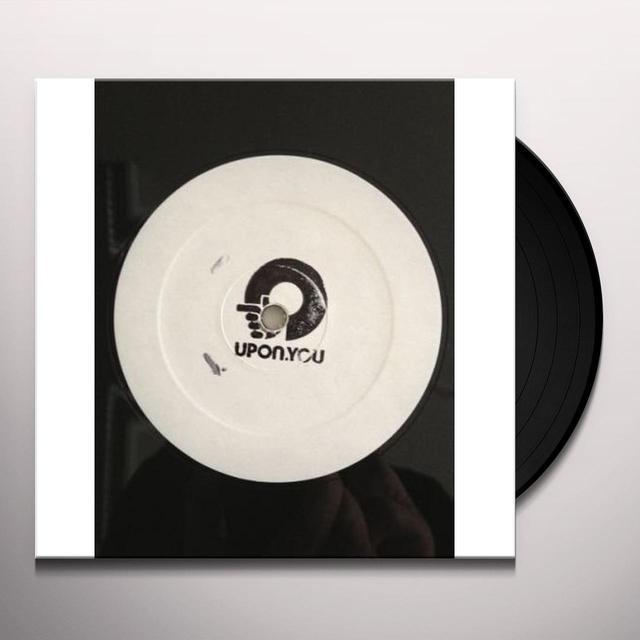 Kink & Sierra Sam MY SPACE (EP) Vinyl Record