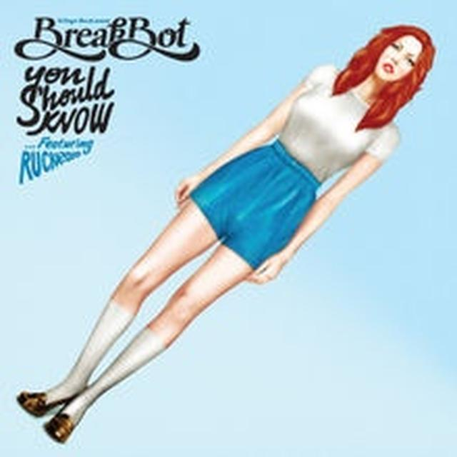 Breakbot YOU SHOULD KNOW Vinyl Record