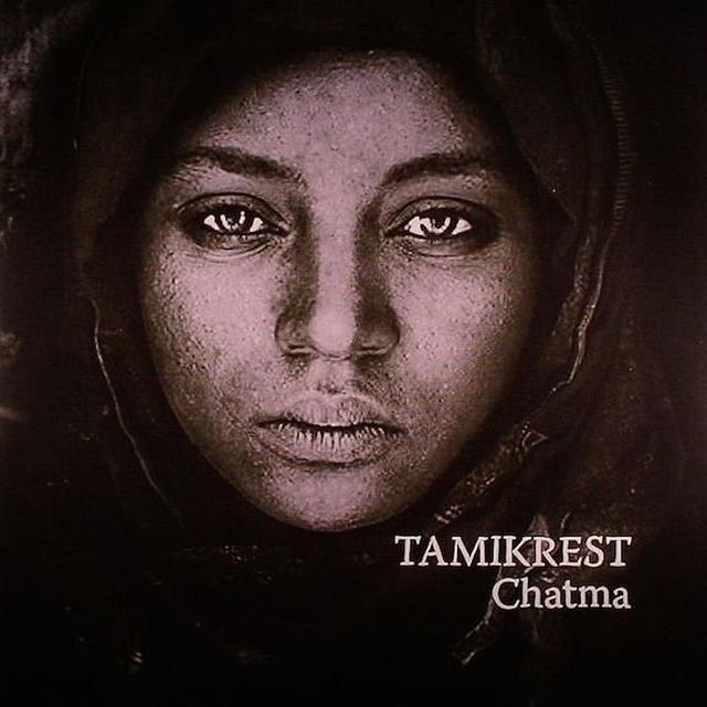 Tamikrest CHATMA Vinyl Record - w/CD