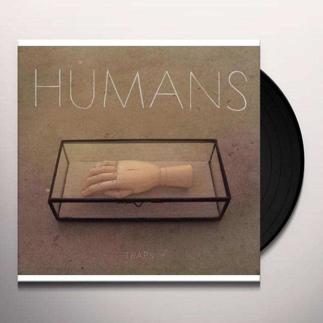 Humans TRAPS Vinyl Record