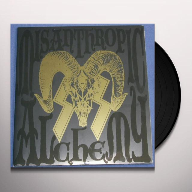 Ramesses MISANTHROPIC ALCHEMY Vinyl Record
